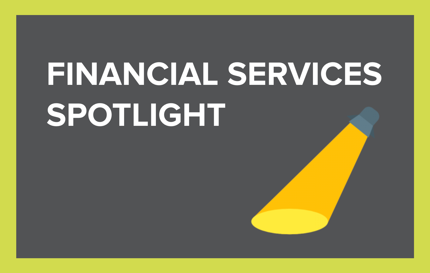 Financial Services Spotlight: Managing Cyber Resilience and Operational Risk in Interdependent Environments